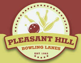 nº 6 pour Design some Business Cards for a bowling center par QuadratischGut