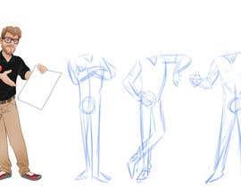 HelberSoares tarafından Character Avatar Design için no 30
