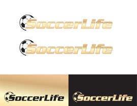 esatheboss tarafından Soccerlife logo design için no 14