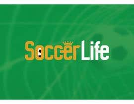 sameenhussain tarafından Soccerlife logo design için no 11