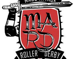 nº 4 pour Design a variety of Logos for Mass Attack Roller Derby par abdolilustrador