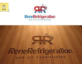nº 50 pour Design a Logo for Rene Refrigeration par AWAIS0