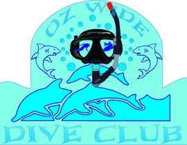 #21 para Design a Logo for Oz Wide Dive Club por bobisim
