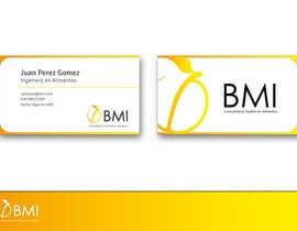 "#63 for Desarrollar una identidad corporativa for empresa ""BMI Consultoría y Gestión en Alimentos"" by Snoop99"
