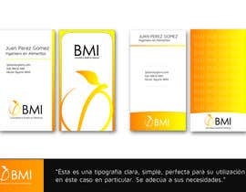 "#72 for Desarrollar una identidad corporativa for empresa ""BMI Consultoría y Gestión en Alimentos"" by Snoop99"