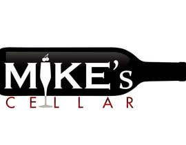"#8 for Design a Logo for ""Mike's Cellar"" af NDcreations"