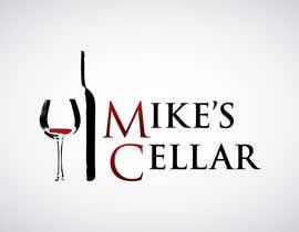 """#84 para Design a Logo for """"Mike's Cellar"""" por rapakousisk"""