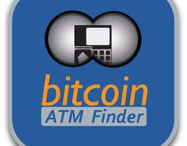 alok95 tarafından Design a Logo and App Icon for Bitcoin ATM Finder için no 24
