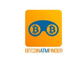 #22 for Design a Logo and App Icon for Bitcoin ATM Finder by CAMPION1