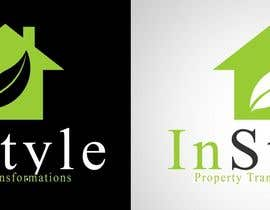 #236 สำหรับ Logo Design for InStyle Property Transformations โดย bjandres