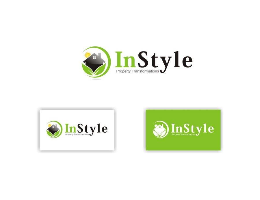 Konkurrenceindlæg #276 for Logo Design for InStyle Property Transformations