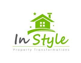 Nambari 264 ya Logo Design for InStyle Property Transformations na Grupof5