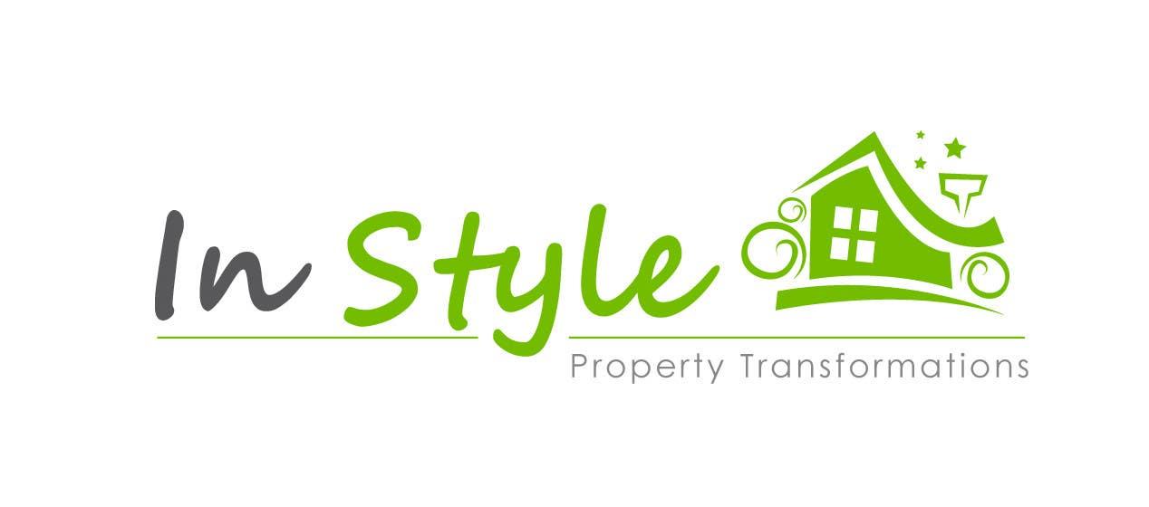 Penyertaan Peraduan #219 untuk Logo Design for InStyle Property Transformations