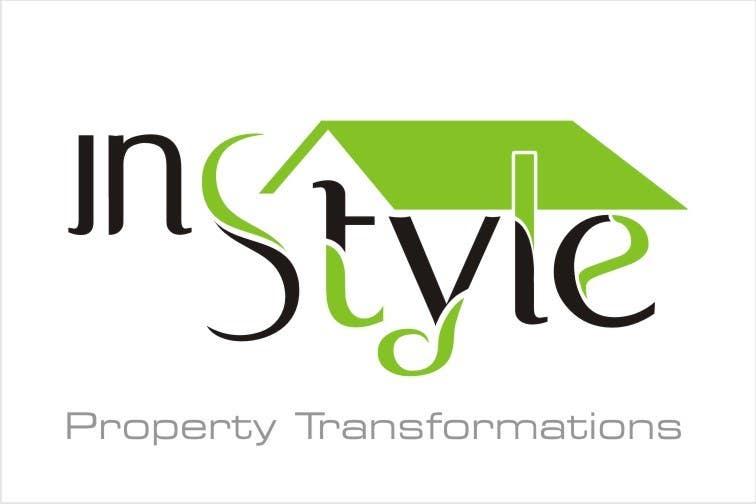 """Intrarea #230 pentru concursul """"Logo Design for InStyle Property Transformations"""""""