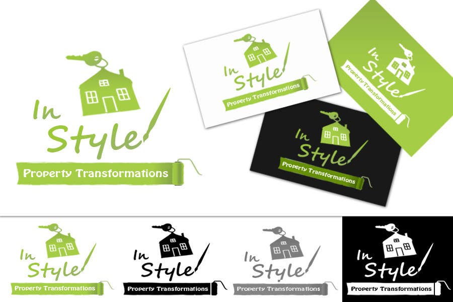Contest Entry #192 for Logo Design for InStyle Property Transformations