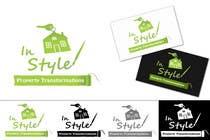 Graphic Design Entri Peraduan #191 for Logo Design for InStyle Property Transformations