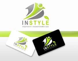 #240 para Logo Design for InStyle Property Transformations por dimkabuzz