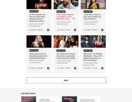 creative223 tarafından Upgrade a website design (PSD) için no 45