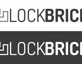 nº 278 pour Design a Logo for LOCKBRICK par dreedree