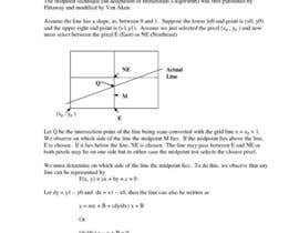 #3 cho i want hand written midpoint ellipse algorithm solution bởi rebonmalik