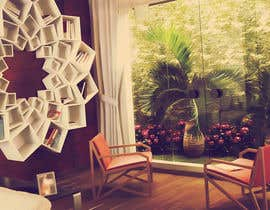 #15 for 3d minimalistic Interior design af thiagomartins84