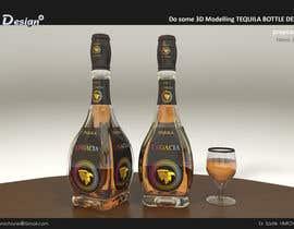 hmichane tarafından Do some 3D Modelling TEQUILA BOTTLE DESIGN için no 33