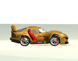 #36 untuk Do some 3D Modelling - Create Kiddie Ride - Race Car oleh zwz3dgraphics