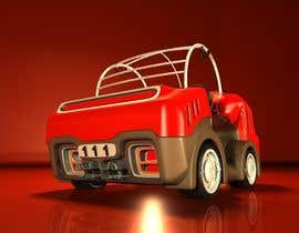 #43 untuk Do some 3D Modelling - Create Kiddie Ride - Race Car oleh satherghoees1
