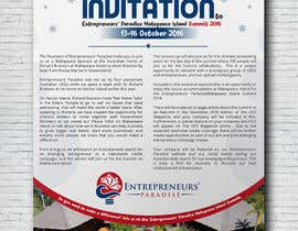 abhimanyu3 tarafından Design a Flyer / 1 Page Invitation için no 10