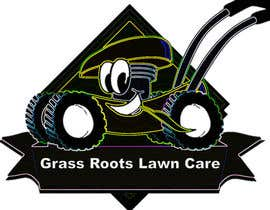 "#1 para Logo for  ""Grass Roots Lawn Care"" por mgracekeiner"