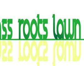 "#13 para Logo for  ""Grass Roots Lawn Care"" por masterdout"