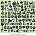 Funny Monster Robot Illustrations Wanted için Graphic Design29 No.lu Yarışma Girdisi