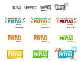 nº 4 pour Design a Logo for a marketplace of kifs party buffets par Erathic