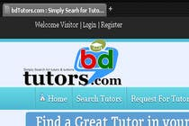 Graphic Design Contest Entry #148 for Logo Design for bdtutors.com (Simply Search for tutors & tuitions )