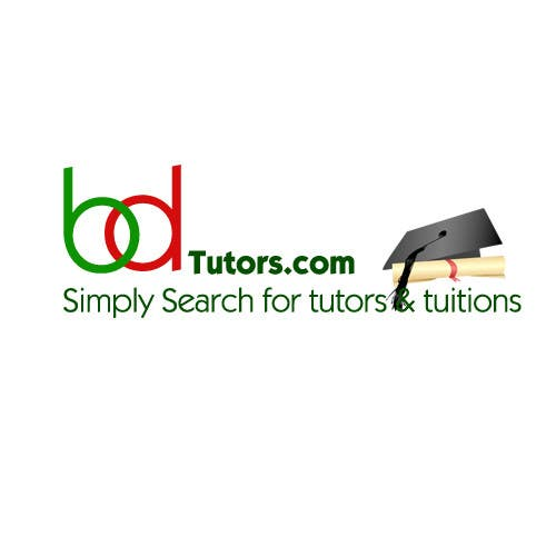 Contest Entry #                                        230                                      for                                         Logo Design for bdtutors.com (Simply Search for tutors & tuitions )