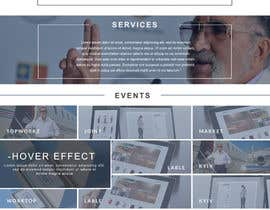 #1 for Design a Clean and Professional Website Mockup by syedanooshxaidi9