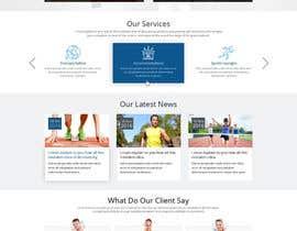 adixsoft tarafından Design a Clean and Professional Website Mockup için no 7