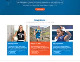 updatedversion tarafından Design a Clean and Professional Website Mockup için no 15