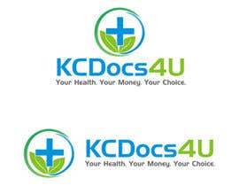 #43 for Design a Logo for KCDocs4U af primavaradin07