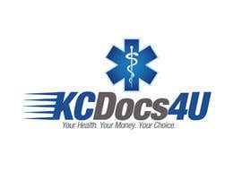 #11 for Design a Logo for KCDocs4U af NicolasFragnito