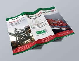 #24 for Design a Brochure for shipping company af dindinlx