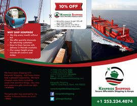 #13 for Design a Brochure for shipping company af barinix