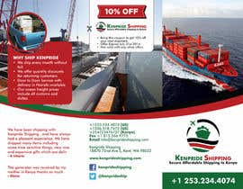 #14 for Design a Brochure for shipping company af barinix