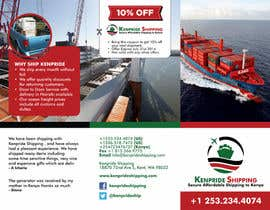 #15 for Design a Brochure for shipping company af barinix