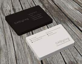 #50 para Design some Business Cards por liliana89