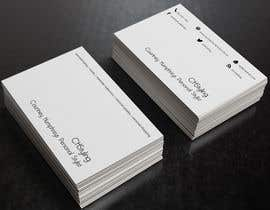 #48 for Design some Business Cards by meghavi2789