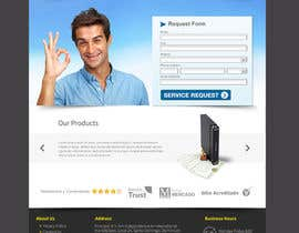 #6 cho Landing Page (Visual Design Optimization) bởi tania06
