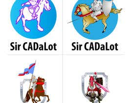 #7 untuk Seeking for a Logo that reflects my vision of SirCADaLot.com oleh christyrajvel