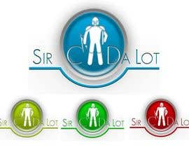 #10 untuk Seeking for a Logo that reflects my vision of SirCADaLot.com oleh snath88