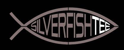 "ozafebri tarafından Design a Logo for Custom T-shirt Company - ""Silverfish Tees"" - POSSIBLY will also hire to do Website afterwards için no 19"